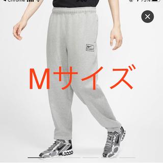 NIKE - nike stussy fleece pants M