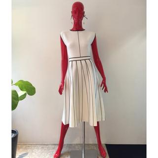 DOUBLE STANDARD CLOTHING - ✴︎激レア✴︎ ダブスタ sov. SNOWY ニットワンピース