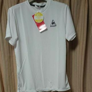 ルコックスポルティフ(le coq sportif)のルコックメンズドライワンポイントTシャツ(Tシャツ/カットソー(半袖/袖なし))