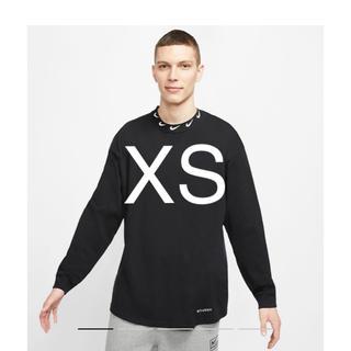 NIKE - nike stussy long sleeve knit top XS