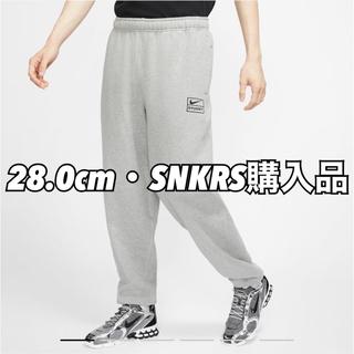 NIKE - 【Mサイズ】ナイキ x ステューシー フリース パンツ