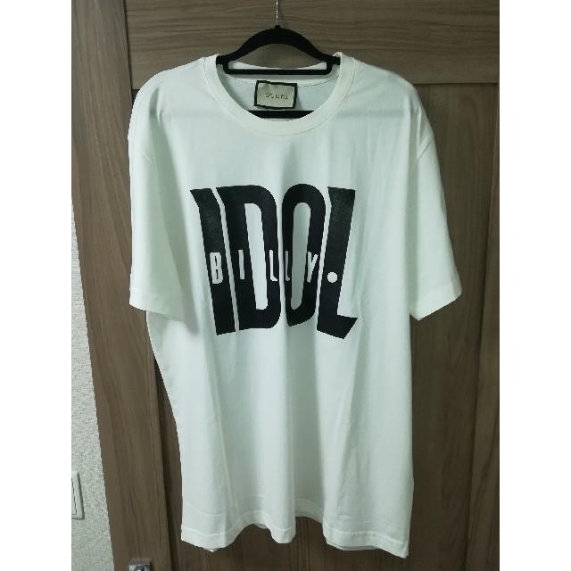 コピー ブランド 時計 - Gucci - GUCCI Tシャツ 半袖 BILLY IDOL プリント の通販