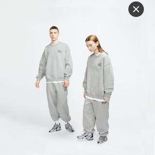 STUSSY - stussy Nike fleece crew Sサイズ ステューシー ナイキ