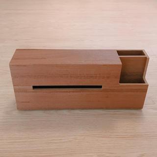 ビーカンパニー(B-COMPANY)の木製 ティッシュボックス(ティッシュボックス)