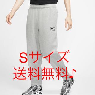 STUSSY - nike stussy スウェット フリース パンツ Sサイズ