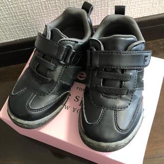 ファミリア(familiar)のファミリア 黒 靴 スニーカー フォーマル (スニーカー)