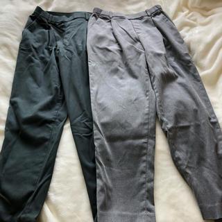 UNIQLO - UNIQLO ユニクロ パンツ ズボン 2枚セット