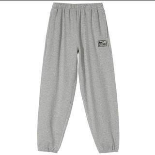 STUSSY - S Stussy x Nike Fleece Pant 国内正規品