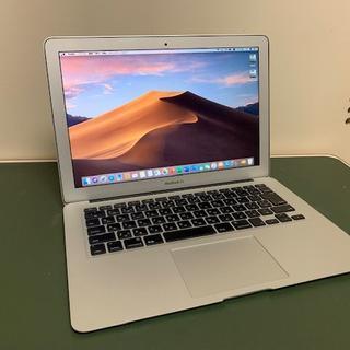Apple - 580人気のMacBookAir 高速SSD動画編集 Office Win10付