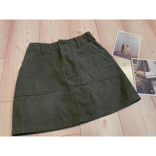 SLY - SLY ミニタリースカート