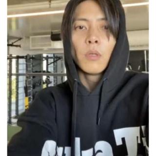 オニツカタイガー(Onitsuka Tiger)の山P オニツカパーカー(パーカー)