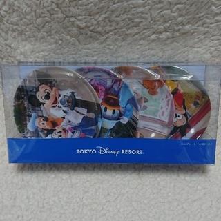 Disney - 実写 皿 ミニプレート 食器 ミッキー ミニー ディズニーリゾート ランド シー