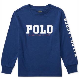 ポロラルフローレン(POLO RALPH LAUREN)の★SALE★ラルフローレン長袖Tシャツ4T/110(Tシャツ/カットソー)