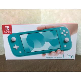 任天堂 - 「Nintendo Switch  Lite ターコイズ