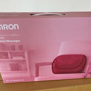 OMRON - オムロン クッションマッサージャー HM 350