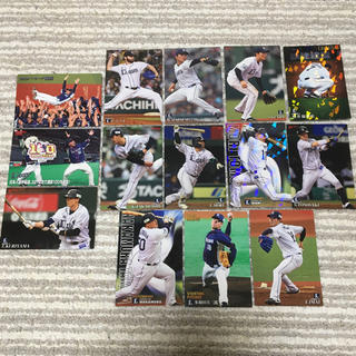 プロ野球チップスカード