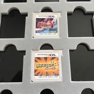 ニンテンドー3DS - ポケットモンスター ウルトラサン ポケットモンスターY 3ds