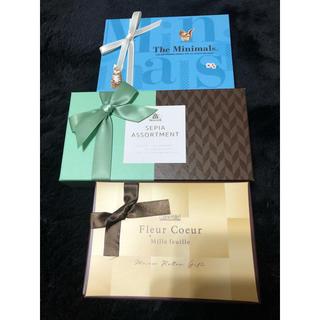 モロゾフ(モロゾフ)のミルフィーユ・モロゾフ チョコ・チョコレート菓子 3品セット 新品・未開封(菓子/デザート)