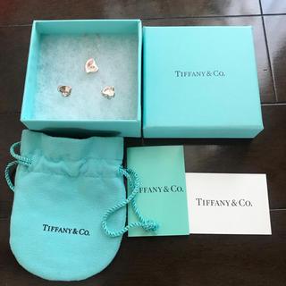 Tiffany & Co. - Tiffany フルハート ピアス ネックレス セット