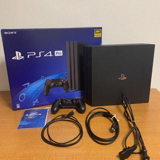 PlayStation4 - PlayStation®4 Pro ジェット・ブラック 1TB CUH-710…