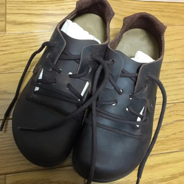 BIRKENSTOCK(ビルケンシュトック)の【値下げ】ビルケンシュトック モンタナ 36 レディースの靴/シューズ(ローファー/革靴)の商品写真
