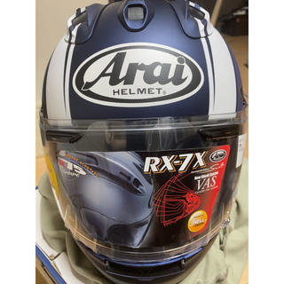 ARAI アライヘルメット RX-7X 鼓動 サイズL