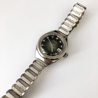 セイコー(SEIKO)のSEIKO 17石 レディース自動巻/手巻き式腕時計 稼動品(腕時計)