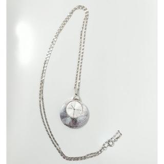 セイコー(SEIKO)の5202 SEIKO 手巻きペンダントウォッチ 懐中時計 ヴィンテージ(その他)