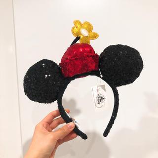 ディズニー(Disney)の日本未発売 ディズニーカチューシャ ミニー 初期ミニーちゃん(カチューシャ)