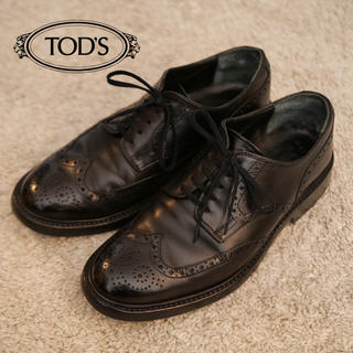 TOD'S - TOD'S (トッズ)ウィングチップ