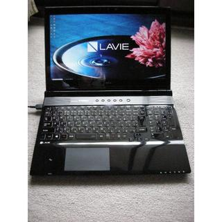 NEC - 【4Kタッチ液晶】NEC NS850 ブルーレイ対応 SSD480G 高音質