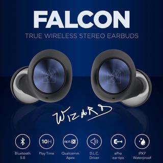 ノーブル(Noble)のNoble Audio FALCON NOB-FALCON (ヘッドフォン/イヤフォン)