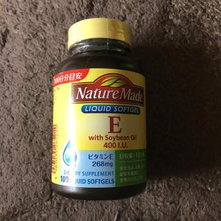 オオツカセイヤク(大塚製薬)のネイチャーメイド ビタミンE 賞味期限切れ(ビタミン)