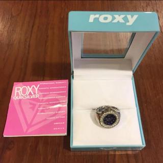 ロキシー(Roxy)のロキシー/ROXY 指輪時計 ゴージャス 可愛い クイックシルバー(腕時計)