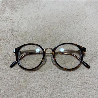 アズールバイマウジー(AZUL by moussy)のAZUL 伊達眼鏡(サングラス/メガネ)
