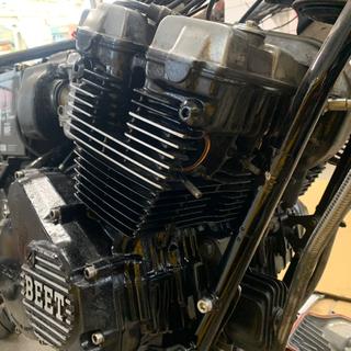 ホンダ - CBXエンジン実働 動画あり。