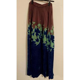 アウラアイラ(AULA AILA)のAULA スカート サイズ0(ロングスカート)