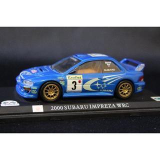 SUBARU IMPREZA WRC ミニカー