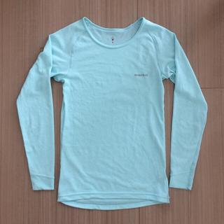 モンベル(mont bell)のモンベル ジオライン l.w. ラウンドネックシャツ(アンダーシャツ/防寒インナー)