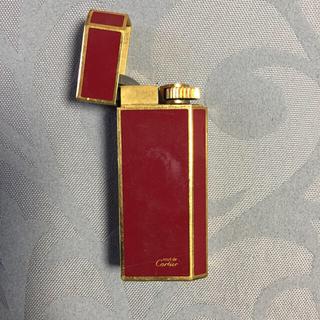 カルティエ(Cartier)のカルティエ Cartier ライター(タバコグッズ)