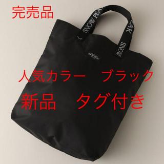 JOURNAL STANDARD - セール☆新品 タグ付き スノーピーク  別注 トートバッグ