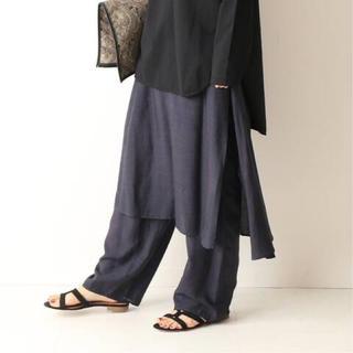 フレームワーク(FRAMeWORK)のATON スカートパンツ(カジュアルパンツ)