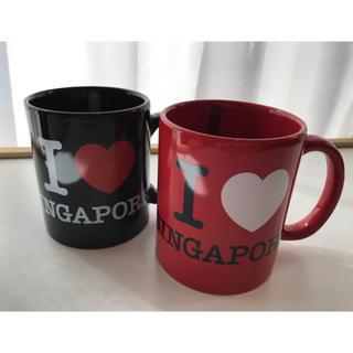 [送料込]シンガポール/マグカップ/Singapore
