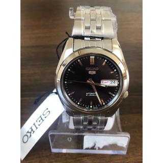 セイコー(SEIKO)の新品 SEIKO セイコー SNK357K1 メンズ 腕時計 自動巻き(腕時計(アナログ))