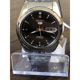 セイコー(SEIKO)の新品 SEIKO セイコー SNK361K1 メンズ 腕時計 SEIKO5(腕時計(アナログ))