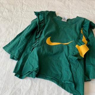 Santa Monica - NIKE リメイクフリルTシャツ ナイキ ヴィンテージ ビンテージ