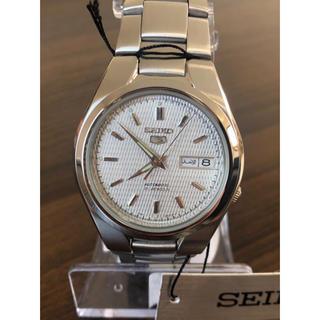 セイコー(SEIKO)の新品 SEIKO セイコー SNK385K1 メンズ 腕時計 SEIKO5(腕時計(アナログ))