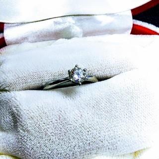 ダイヤモンドプラチナ リング(リング(指輪))