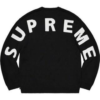 Supreme - Supreme Back Logo Sweater S バックロゴ セーター