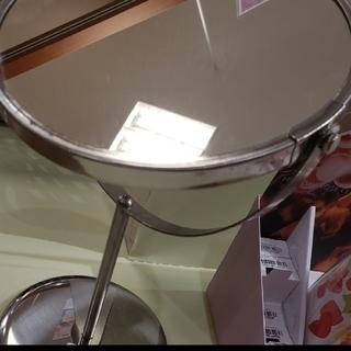 IKEA - 最安値スピード発送イケアミラー【新品】TRENSUM 卓上鏡お洒落スタンドミラー